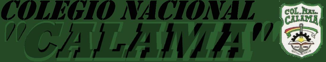COLEGIO NACIONAL CALAMA