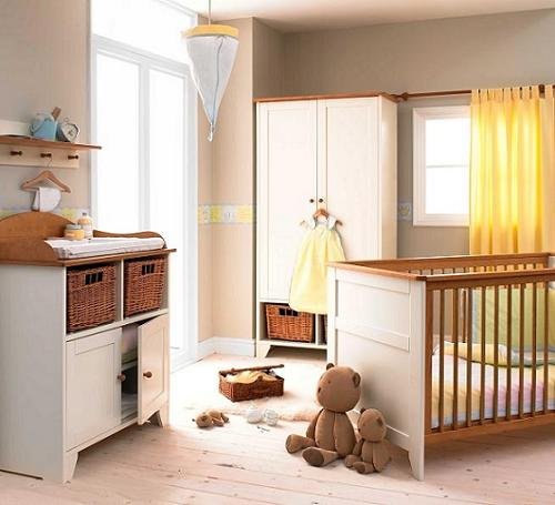 Simply Home Designs | Home Interior Design U0026 Decor Baby Nursery Wallpaper Ideas