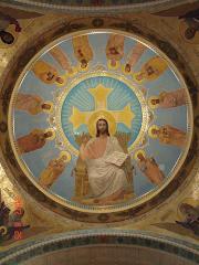 † يسوع هو رأس الكنيسة