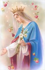 والدة الإله .. القديسة مريم العذراء