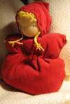 Creare una bambola è una esperienza d' amore. Le bambole sono la memoria di uno stato d'anima.