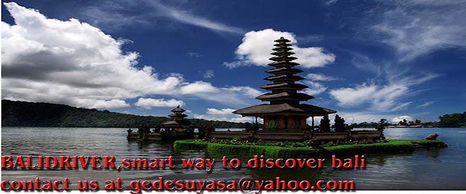 BALI DRIVER | TOUR SERVICE