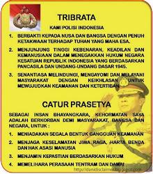 Tribata  dan Catur Prasetya