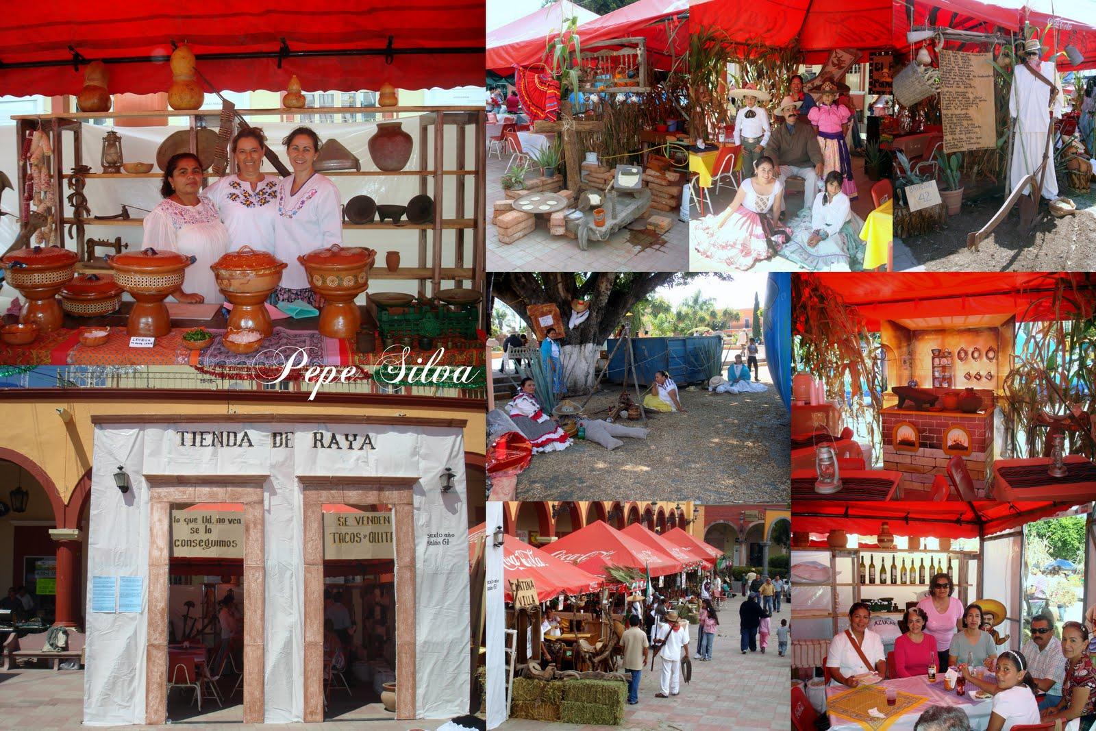 Ideas para kermesse mexicana for Decoracion kermes mexicana