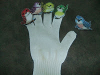 NAMC montessori preschool separation anxiety tips for parents teachers puppet glove