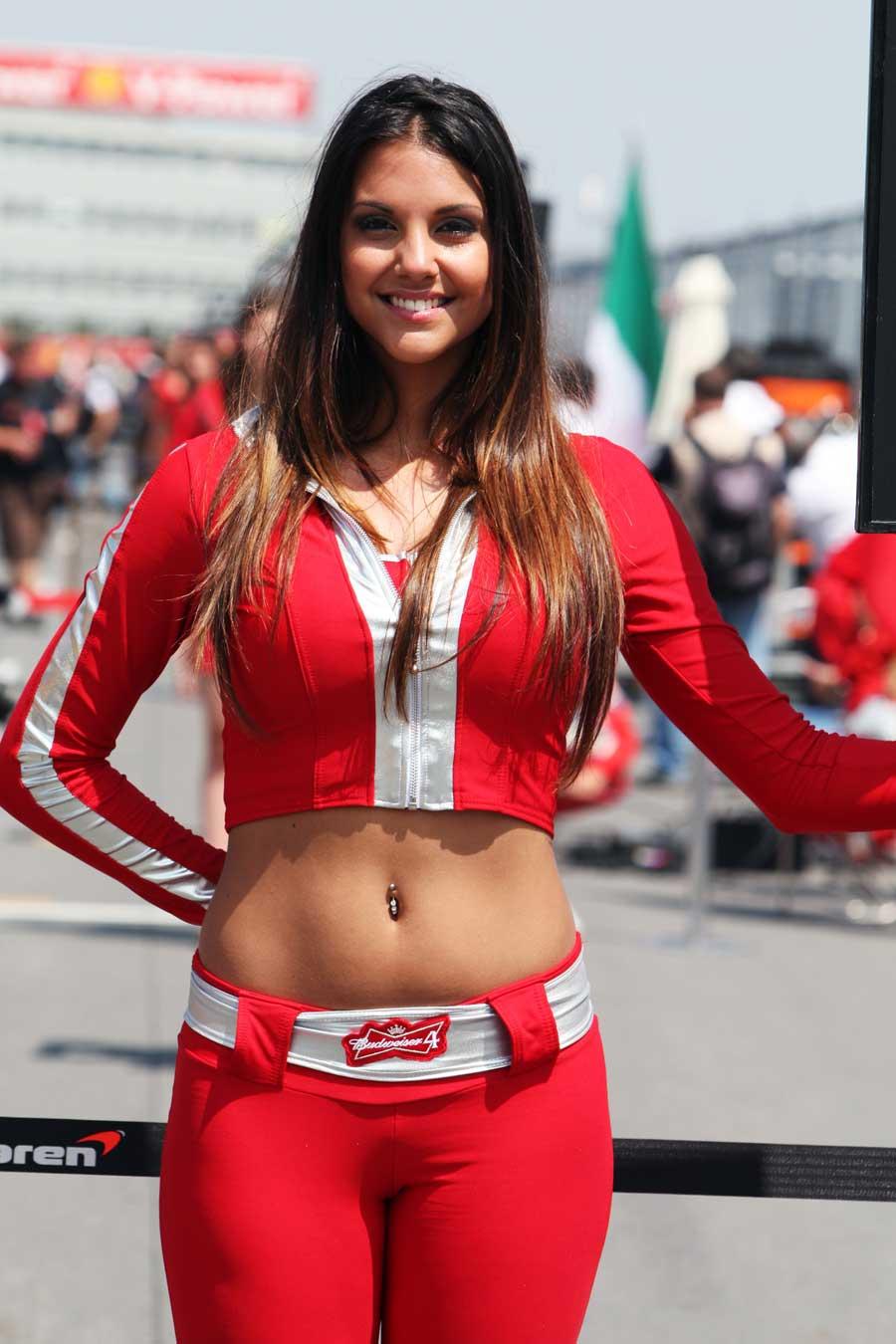 Promotoras Budweiser