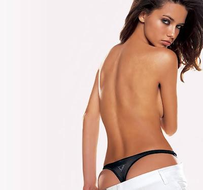 Adriana Lima desnuda - Fotos y Vídeos -