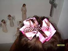 Pink Camo Grosgrain