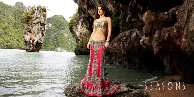 Indian fashion designers , Indian beauty