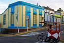 Esquina de la plaza de Santa Lucia