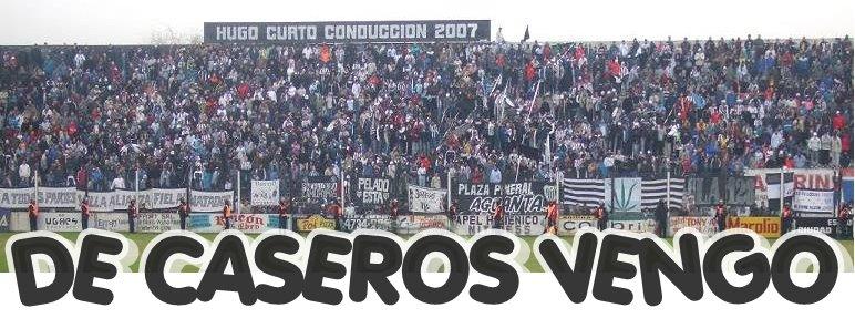 De Caseros Vengo || Blog Dedicado al Pincha De Caseros