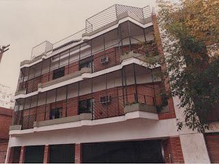 rejas proteccion para balcones