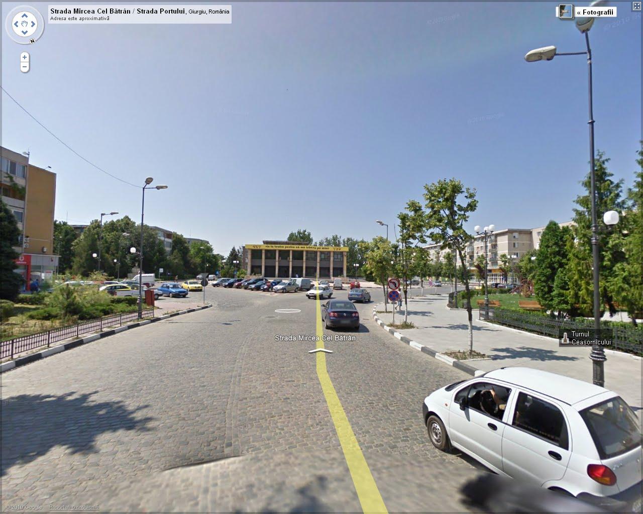Giurgiu Street View