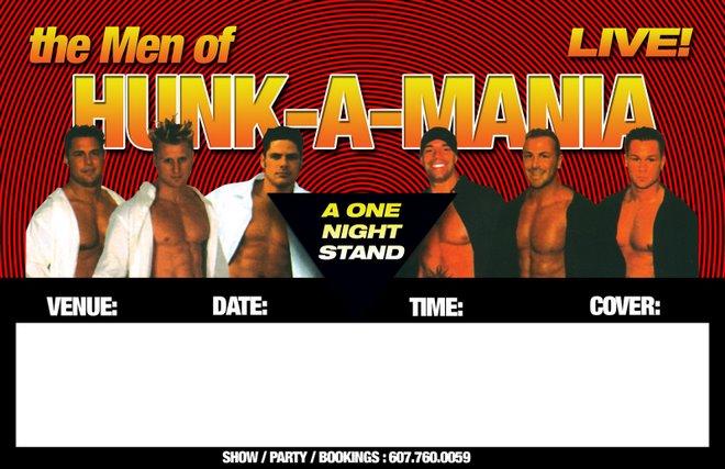 Hunk A Mania