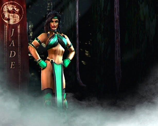 mortal kombat jade costume. mortal kombat jade costume.