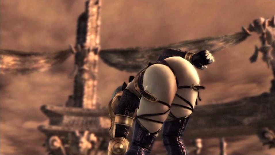 Soul calibur ass porn — photo 3