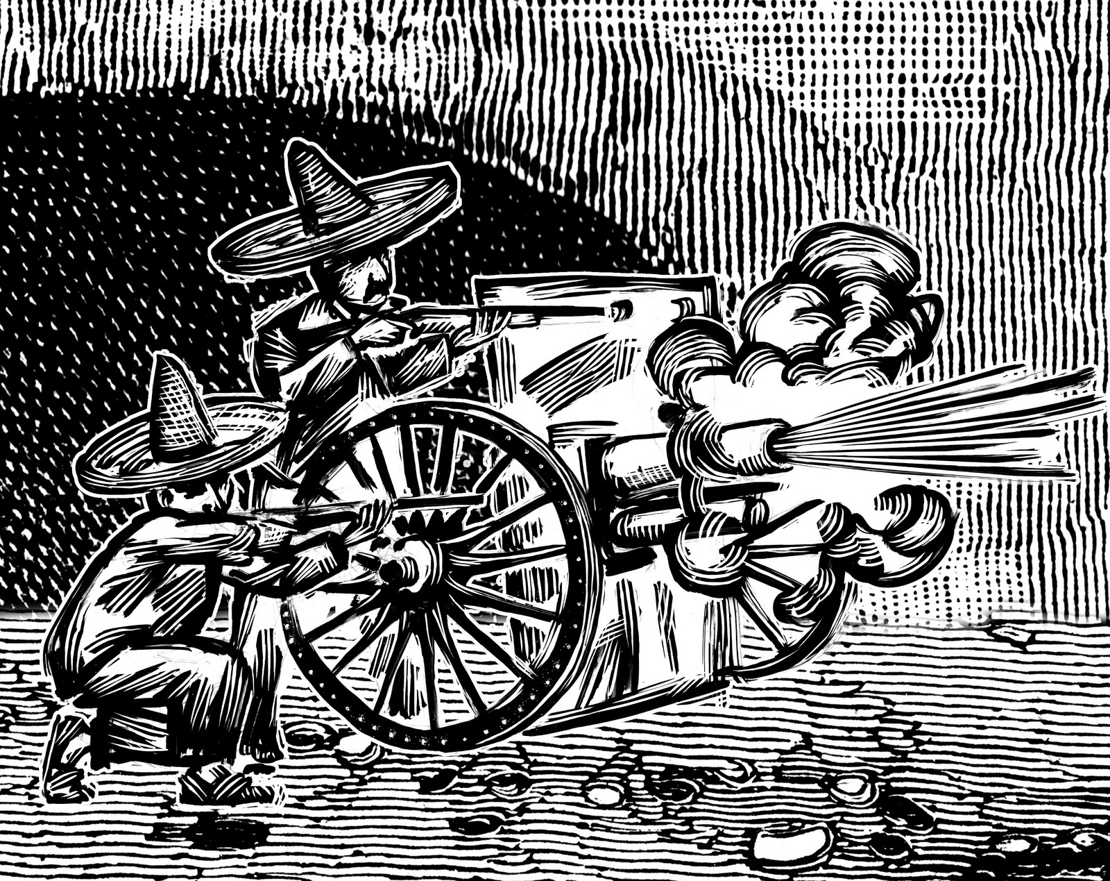 Revolucion Mexicana Dibujos | www.imgkid.com - The Image