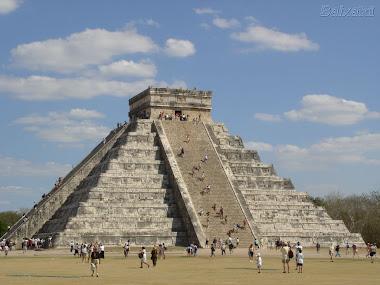 pirâmide de Chichen Itza