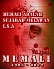 MEMALI BERDARAH