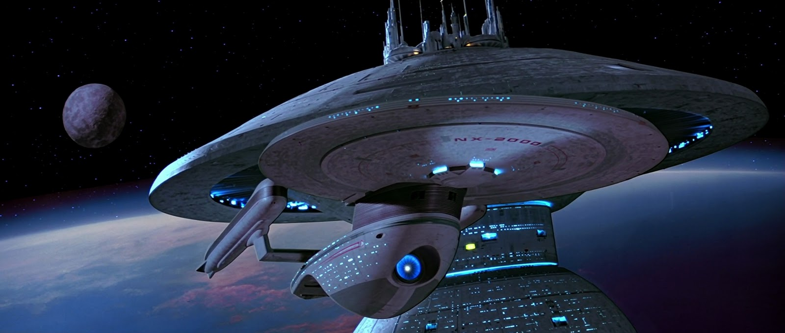 star trek future starship - photo #34