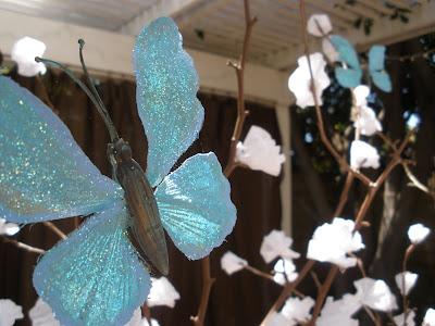 Butterfly centerpiece ideas