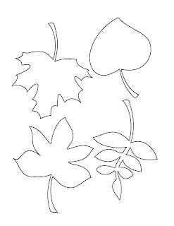 Leaf applique pattern - TheFind