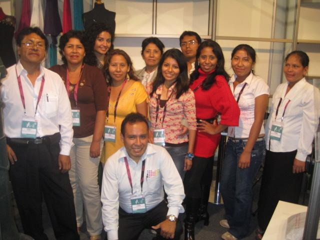 PARTICIPANTES DEL PERU MODA 2010