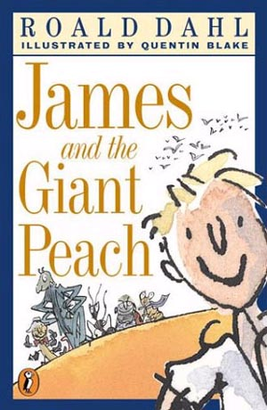 Annie McMahon: MG Book Review: James and the Giant Peach, by Roald ...