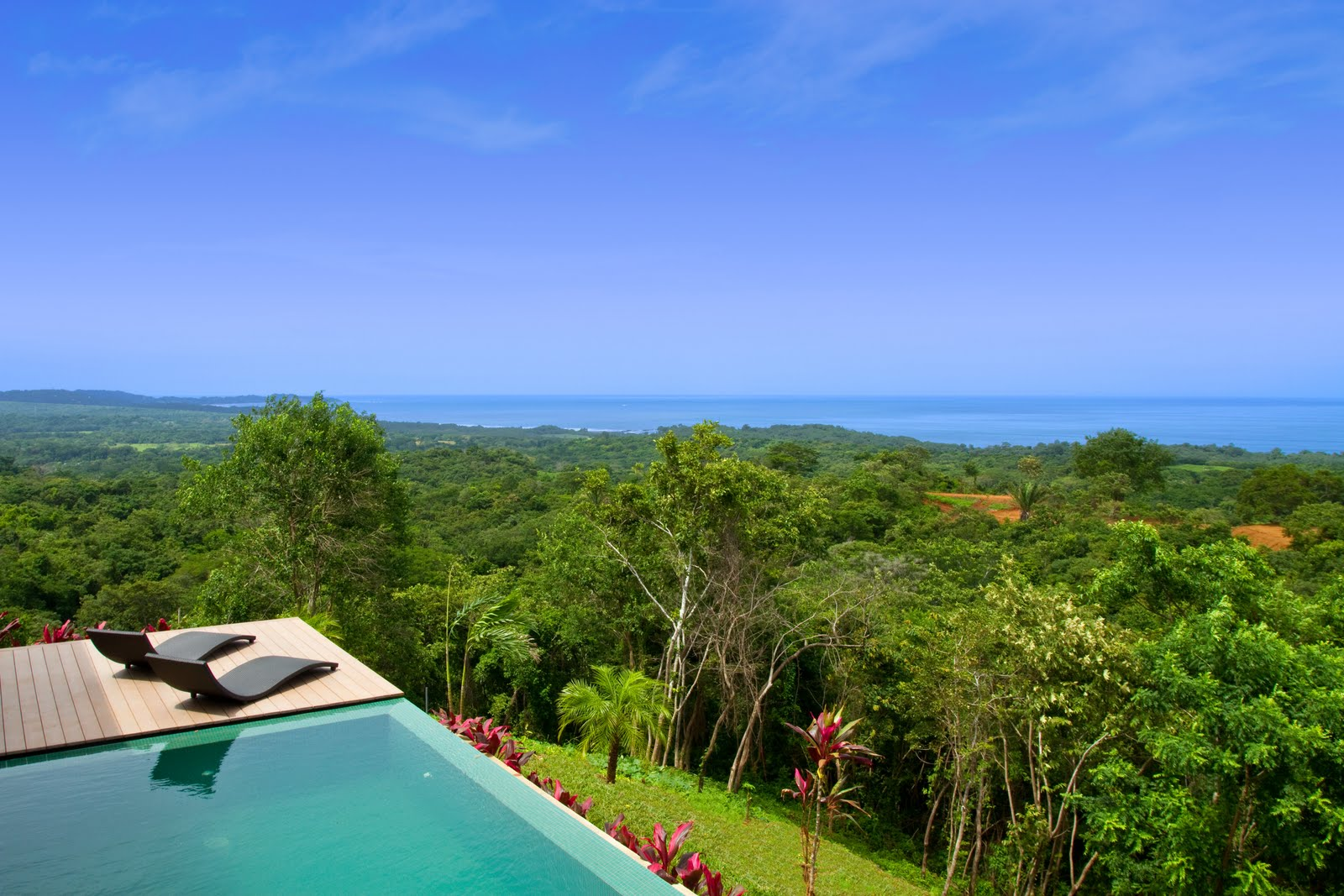 Jet luxury resorts costa rica vacation rental houses for Luxury vacation costa rica