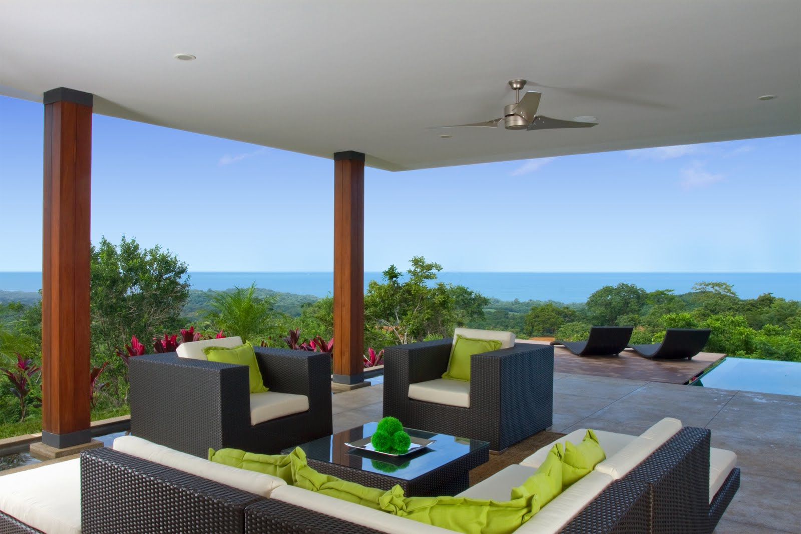 Jet luxury resorts costa rica vacation rental houses for Luxury rental costa rica