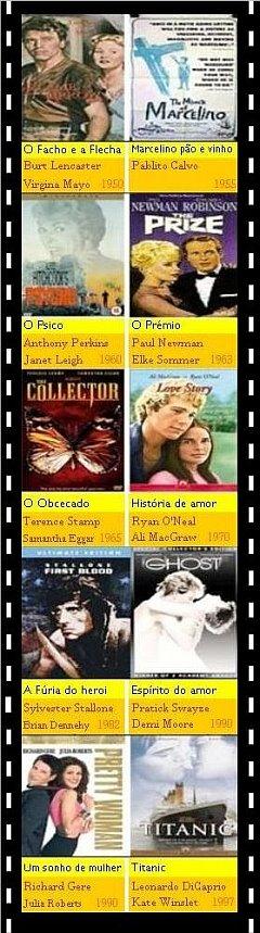 Os meus filmes