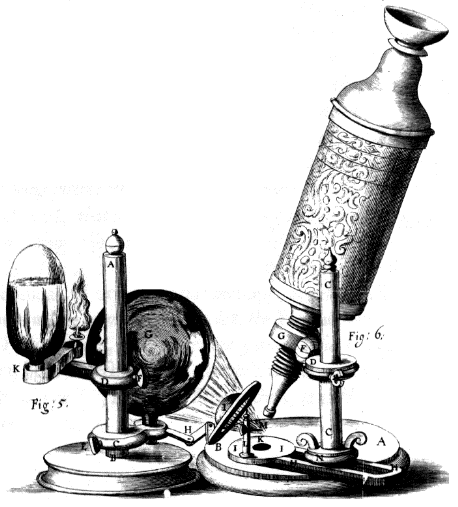 The History Of The Microscope - And Who Invented The Microscope?