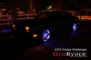 2010 Dodge Challeger with GloRyder