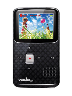 Third Generation Vado HD Black
