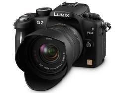 New Panasonic Lumix DMC-G2 Camera
