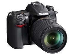 Nikon D7000 DSLR Digital Camera
