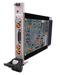 Spectrum 3U OpenVPX™ Analog and Digital I-O Processing Modules