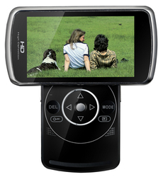 Widescreen HD Pocket Camcorder DXG Twist