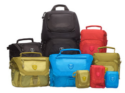 Stylish Colorful and Affordable Camera Bags by Tenba