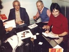"""Lançamento""""QUER QUE EU TE CONTE UM CONTO.""""(Edit/Achiamé,RJ,1980) Galeria Anna Maria Niemeyer"""