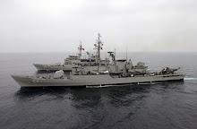 2 fragatas misileras clase Lupo