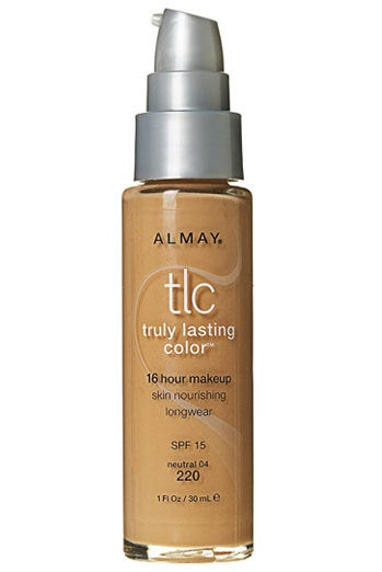 Nvious Beauty Almay Truly Lasting Color Foundation