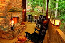 Outdoor Fireplace (Cottage)