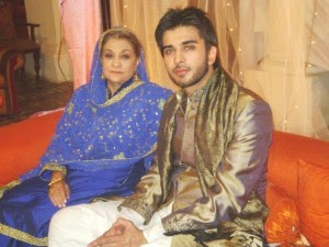 Imran Abbas And His Wife http://fashionwithqurrat.blogspot.com/2010_05_01_archive.html