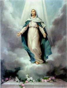 El santo de hoy...Asunción de Nuestra Señora G4