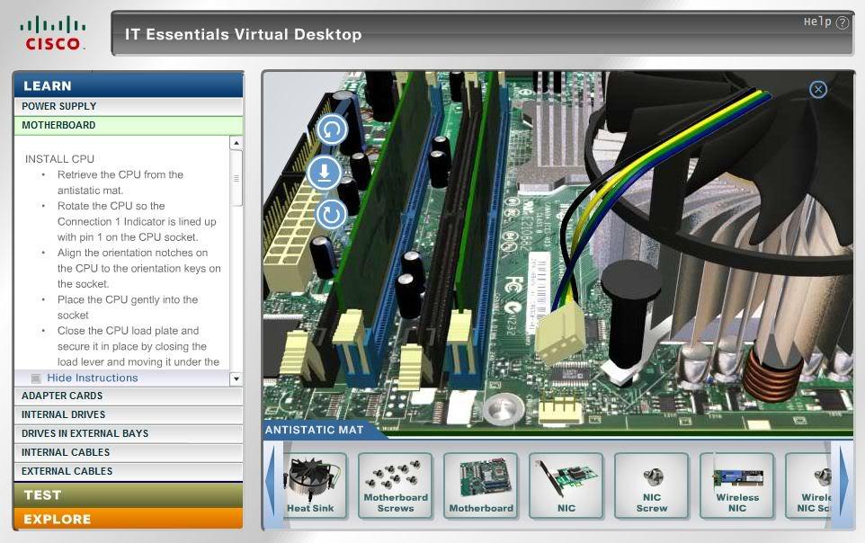 cisco3 Cisco IT Essential Virtual Desktop PC & Laptop  wallpaper
