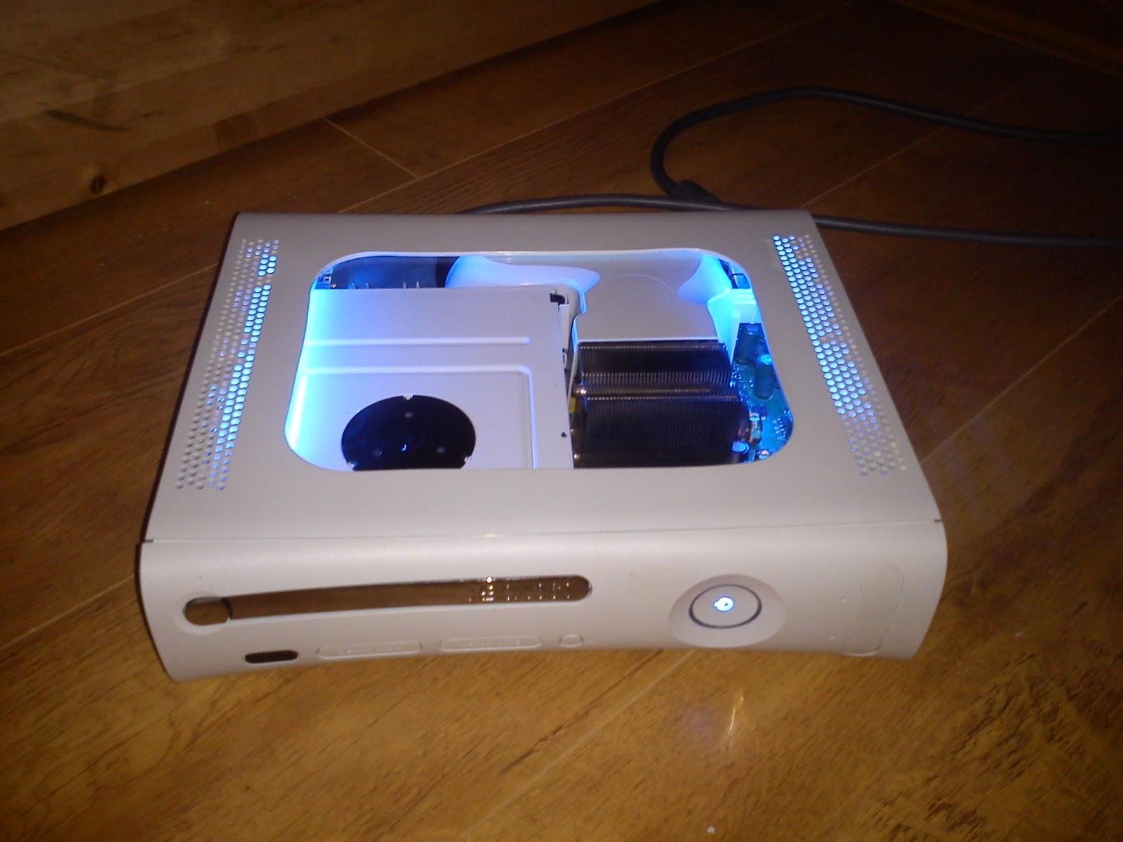Xbox 360 Slim Console Mods Custom Consoles: Secon...