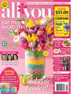 Get 2 Years of All You Magazine for only $17.95