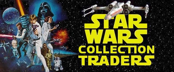 Star Wars Collection Traders (Intercambio coleccionismo Star Wars)
