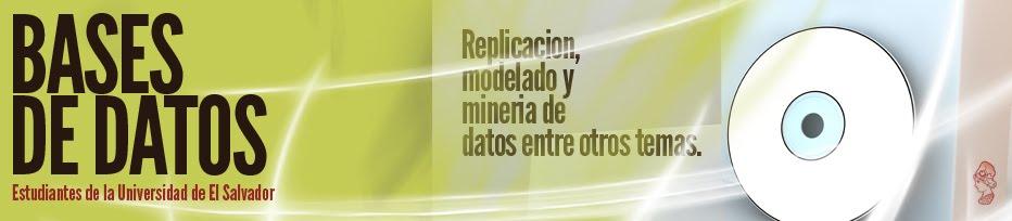 Bases de Datos de la Universidad de El Salvador